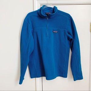 Patagonia Men's Blue Pullover Sweatshirt